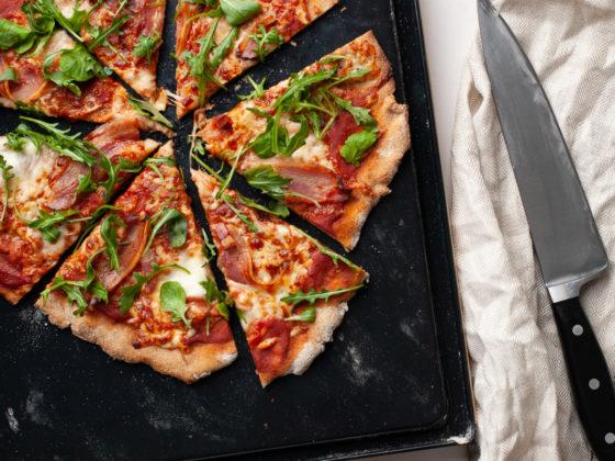 Pizza od heljde i pira