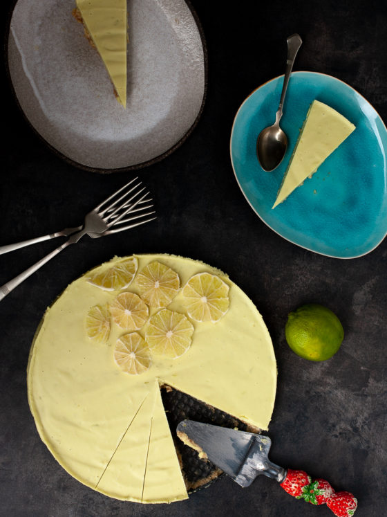 Kolač od avokada i limete