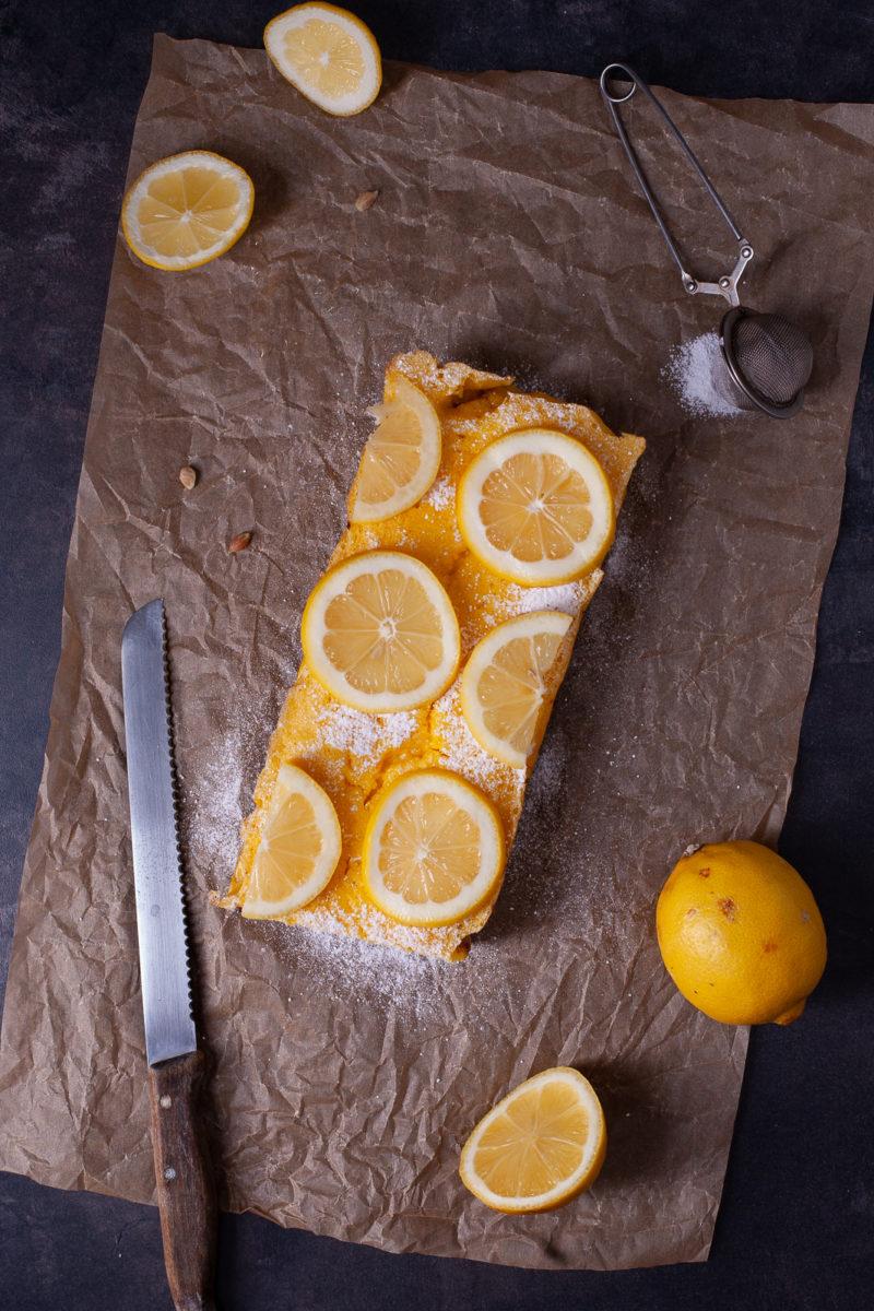 Zdravi kolač od limuna