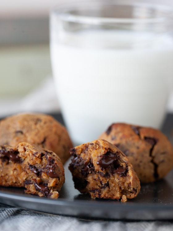 Kolačići od slanutka i čokolade
