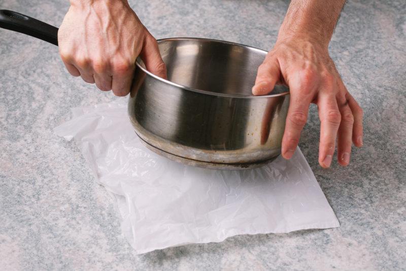 Izrada meksičkih tortilja i tacosa kod kuće - korak 7