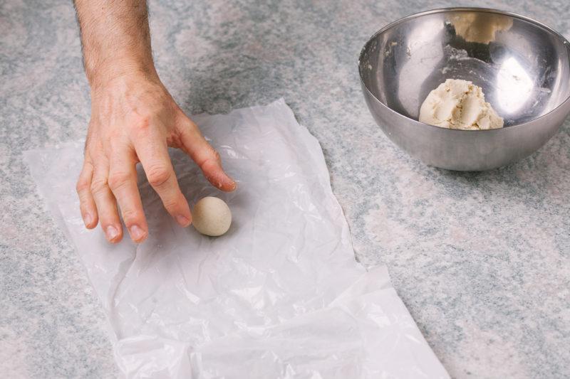 Izrada meksičkih tortilja i tacosa kod kuće - korak 6