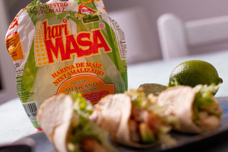 Brašno za tacose (masa harina)