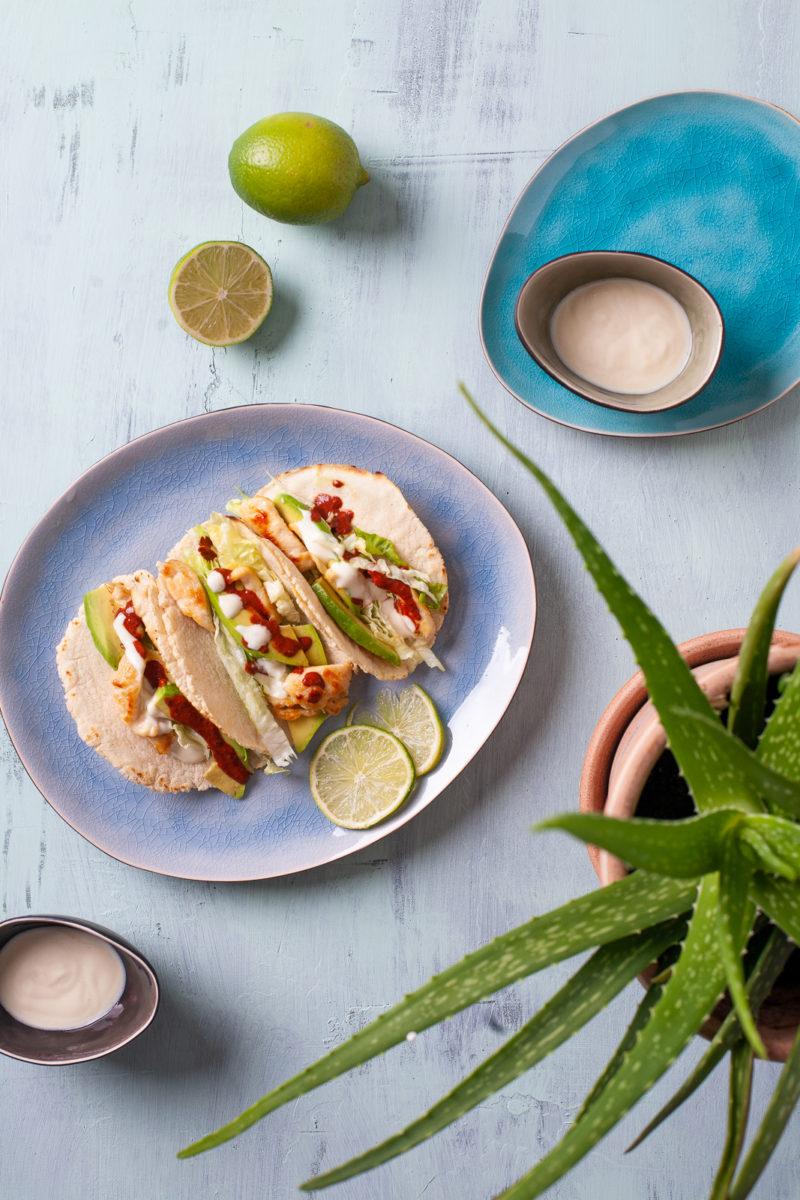 Tacosi s piletinom