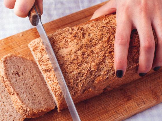 Bezglutenski kruh