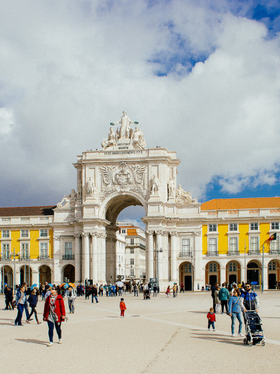 Lisabon, glavni trg