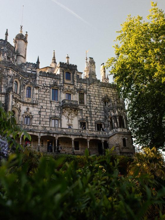 Palača Quinta da Regaleira, Sintra, Portugal