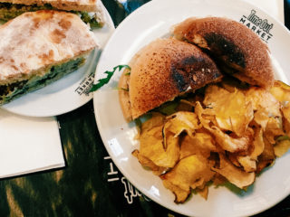Lisabon, TimeOut market burgeri
