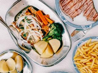 Lisabon, bakalar i tuna u restoranu Toma La Da Ca