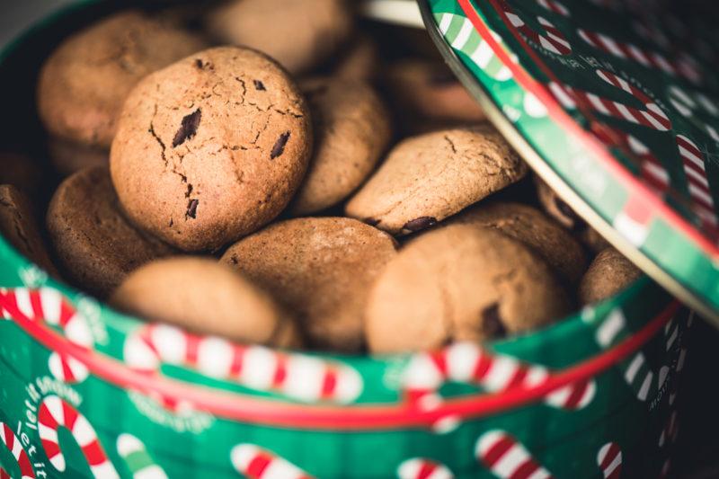 Bezglutenski kolačići s kardamomom i čokoladom