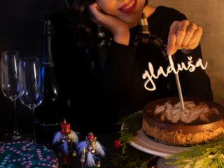 Čokoladna torta s kokosom - Gladuša.com godišnjica