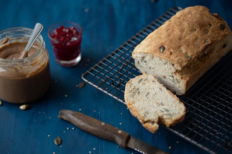 Pirov kruh sa sjemenkama - Gladusa.com
