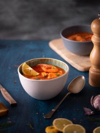 Sicilijanska riblja juha - Gladusa.com