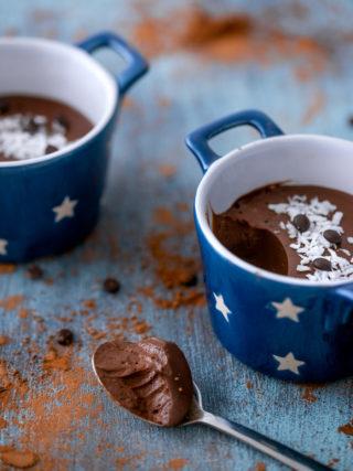 Domaći puding od čokolade
