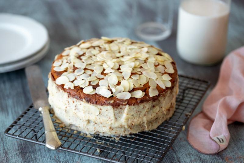 Torta od indijskih oraščića i badema