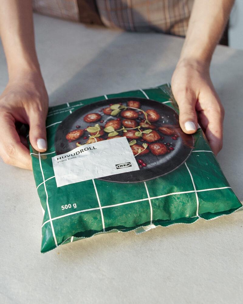 IKEA Huvudroll biljne okruglice u pakiranju
