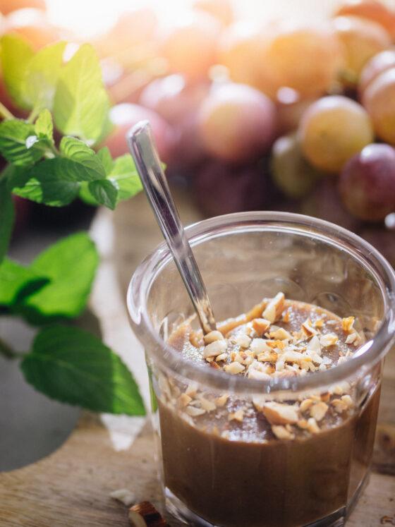 Palouze, ciparski desert od slatkog grožđa | Gladuša.com