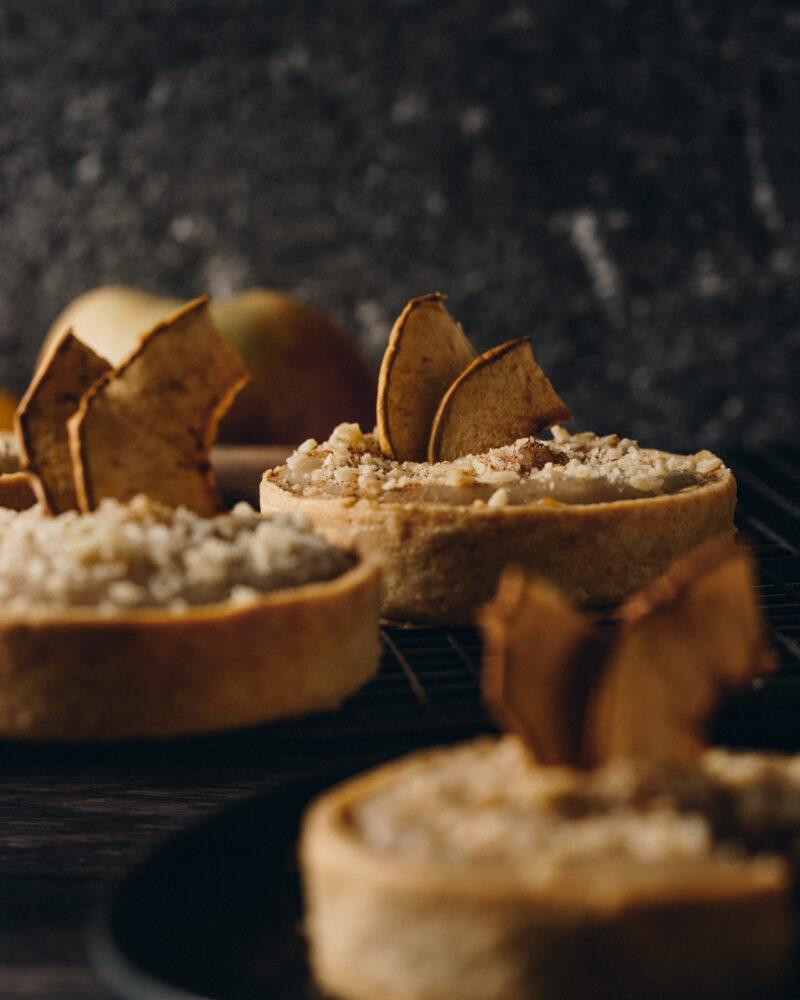 Gladuša male pite od jabuke