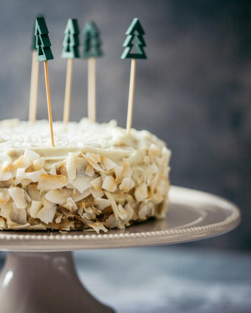Raffaello torta od kokosa i bijelog batata